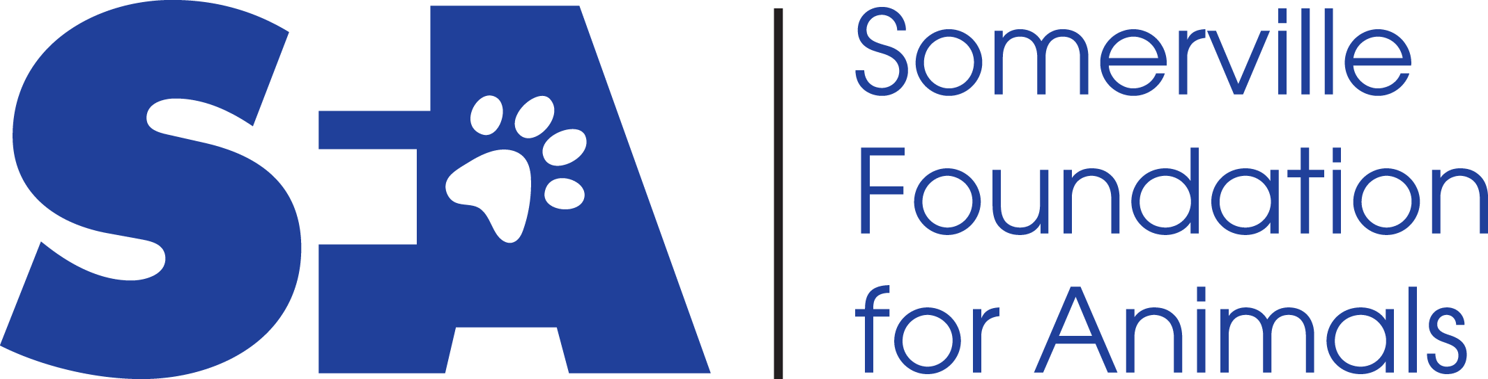 Somerville Foundation for Animals logo